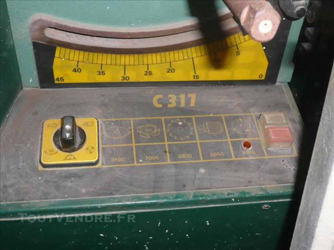Combine lurem c317 annee 1992 76132675