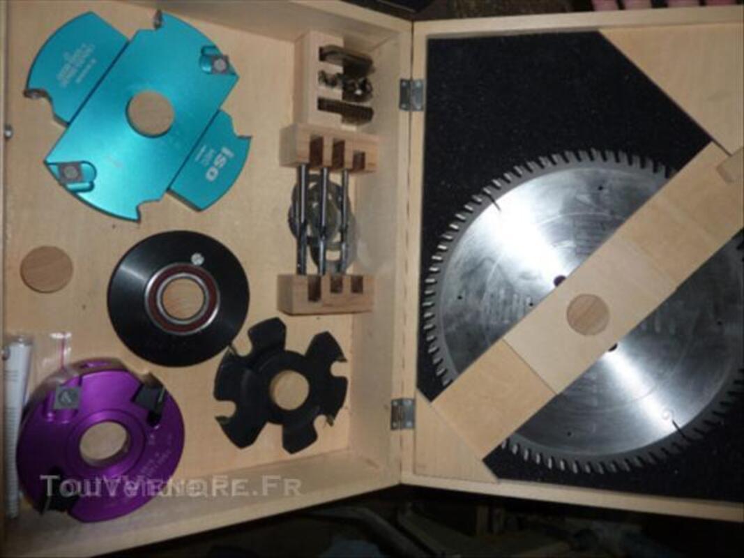 Combiné, machine à bois SCM 44992960