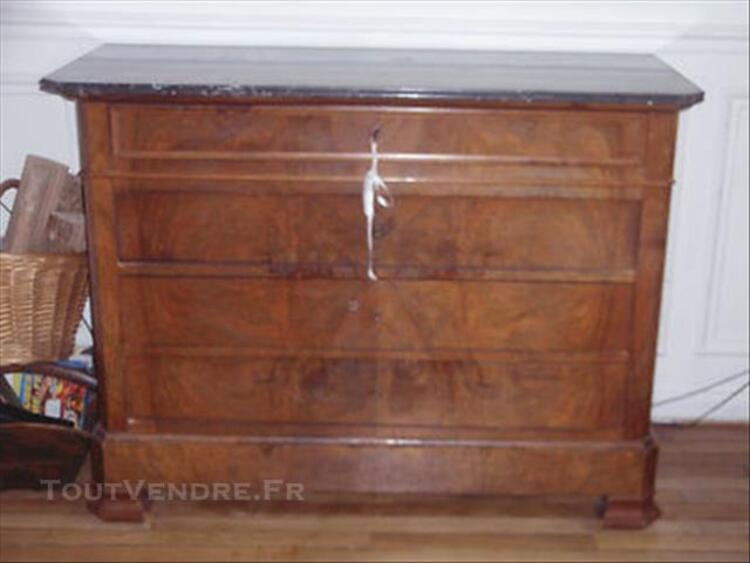 Commode ancienne style Louis Philippe 85573903