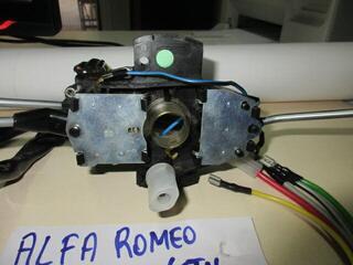 Commutateur commande d'éclairage Alfa Romeo Alfetta Gt-Gtv