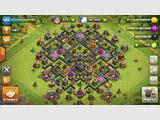 Compte Clash of Clans HDV9 lvl 108
