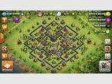 Compte Clash of Clans level 110+