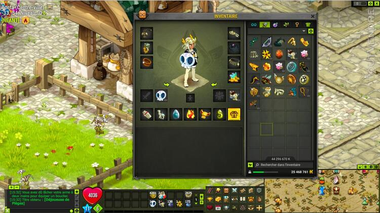 Compte Dofus Huppermage 200 Opti Perfidoclier 189433372