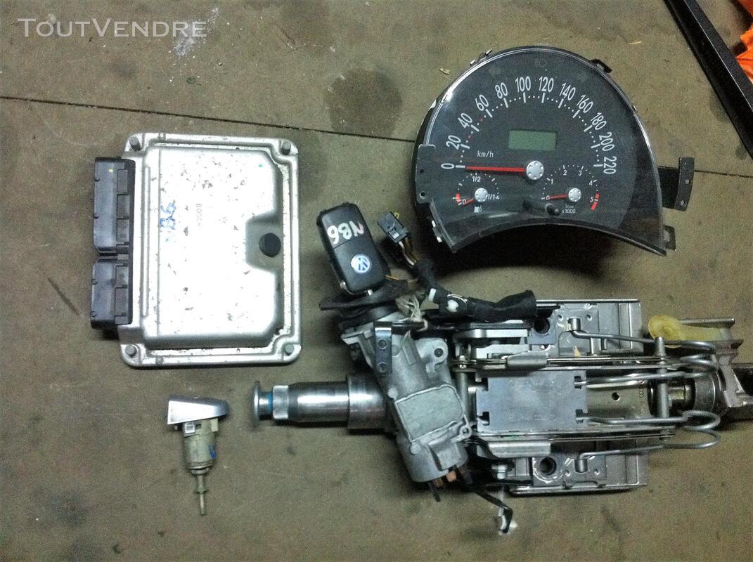Compteur + neiman + boitier VW New BeetleTdi 90 152913707