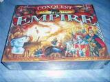 CONQUEST OF THE EMPIRE VF de Martin Wallace NEUF