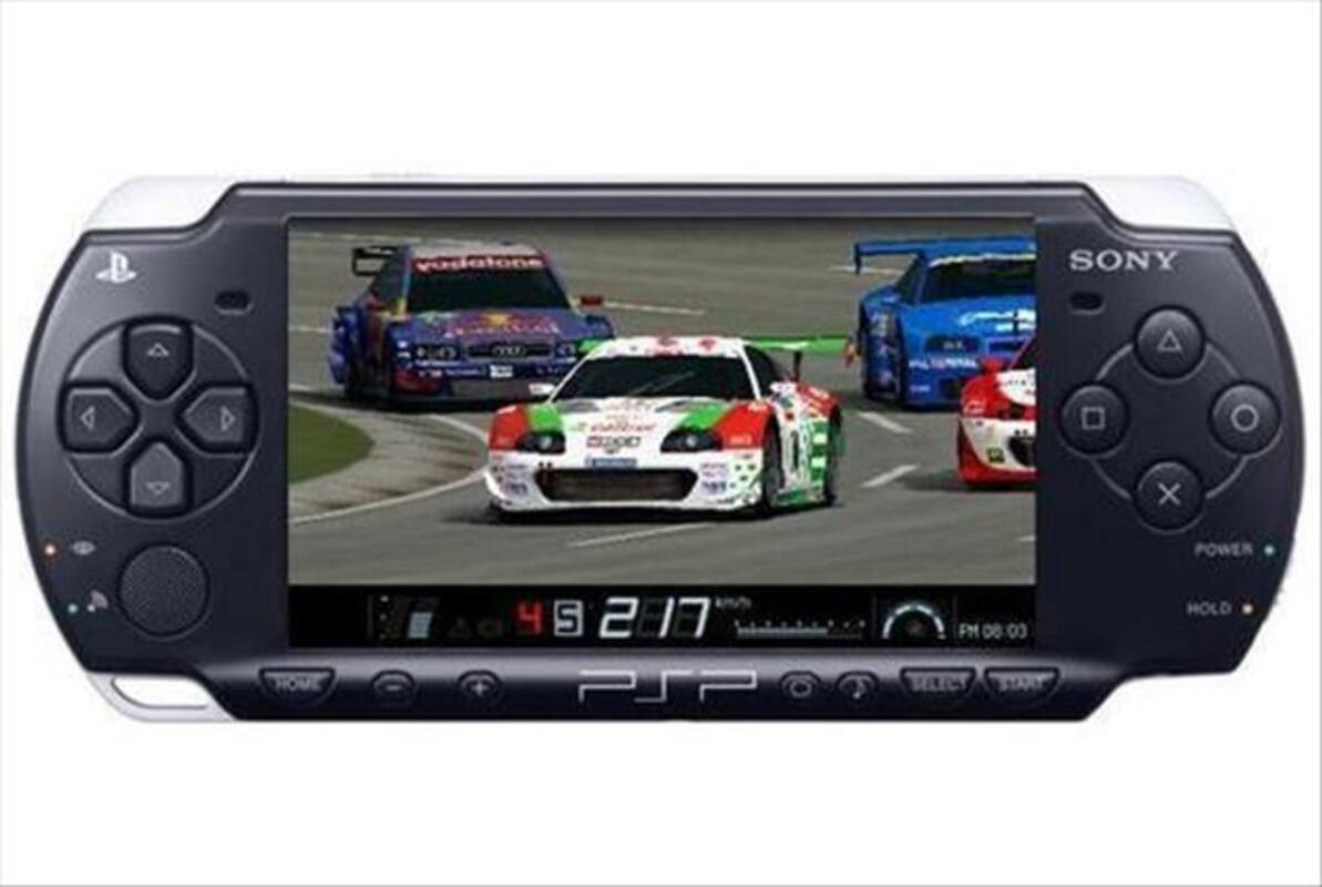 Console PSP Base Pack 3004 Noire Neuve 64588638