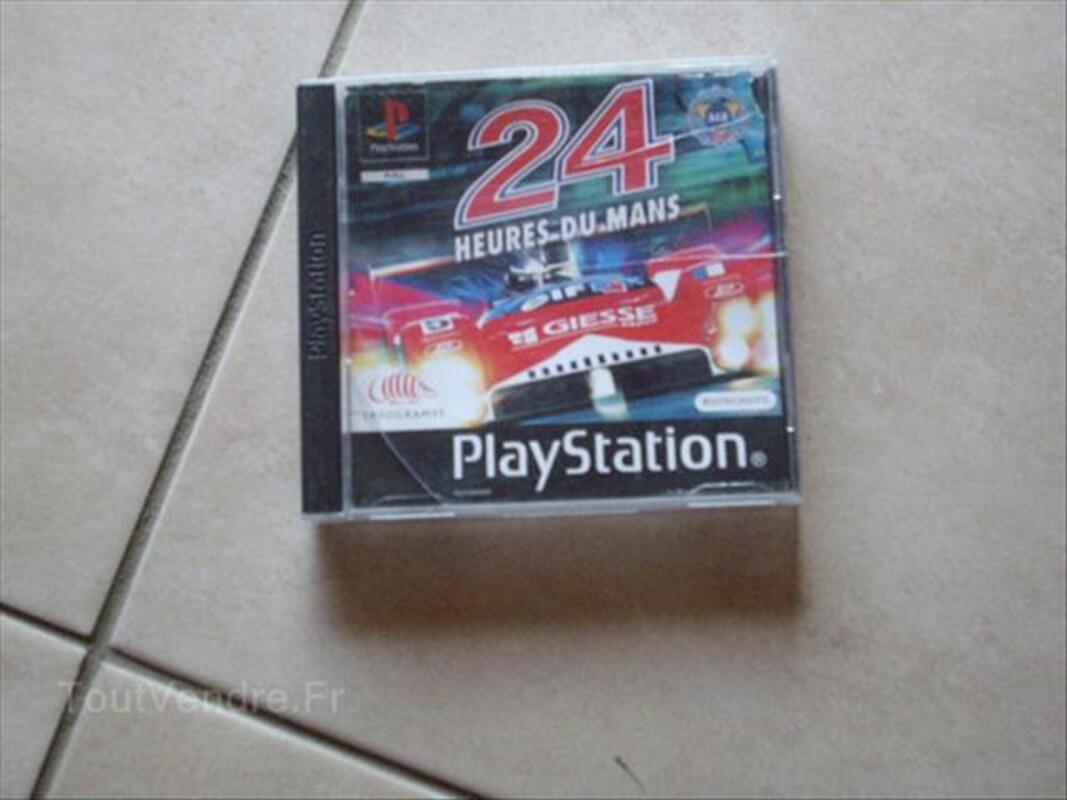 Console SONY playstation 1  et 2 jeux 56203525