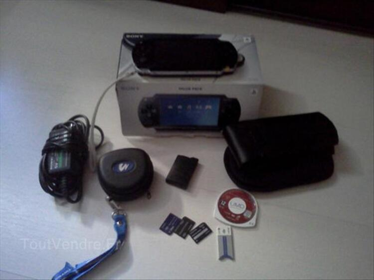 Console Sony PSP 55810777
