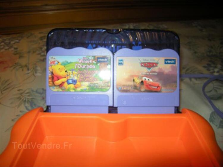 CONSOLE TV EDUCATIVE SMILE VTECH 55933432