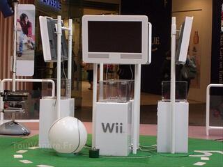 Consoles Nintendo wii+2 Wiimotes avec leur protection