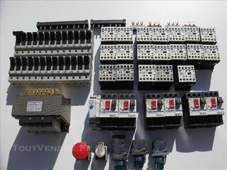 Contacteurs 24 volts avec transfomateurs 220/380/24 v