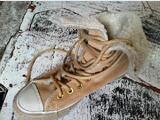Converses beiges taille 37,5