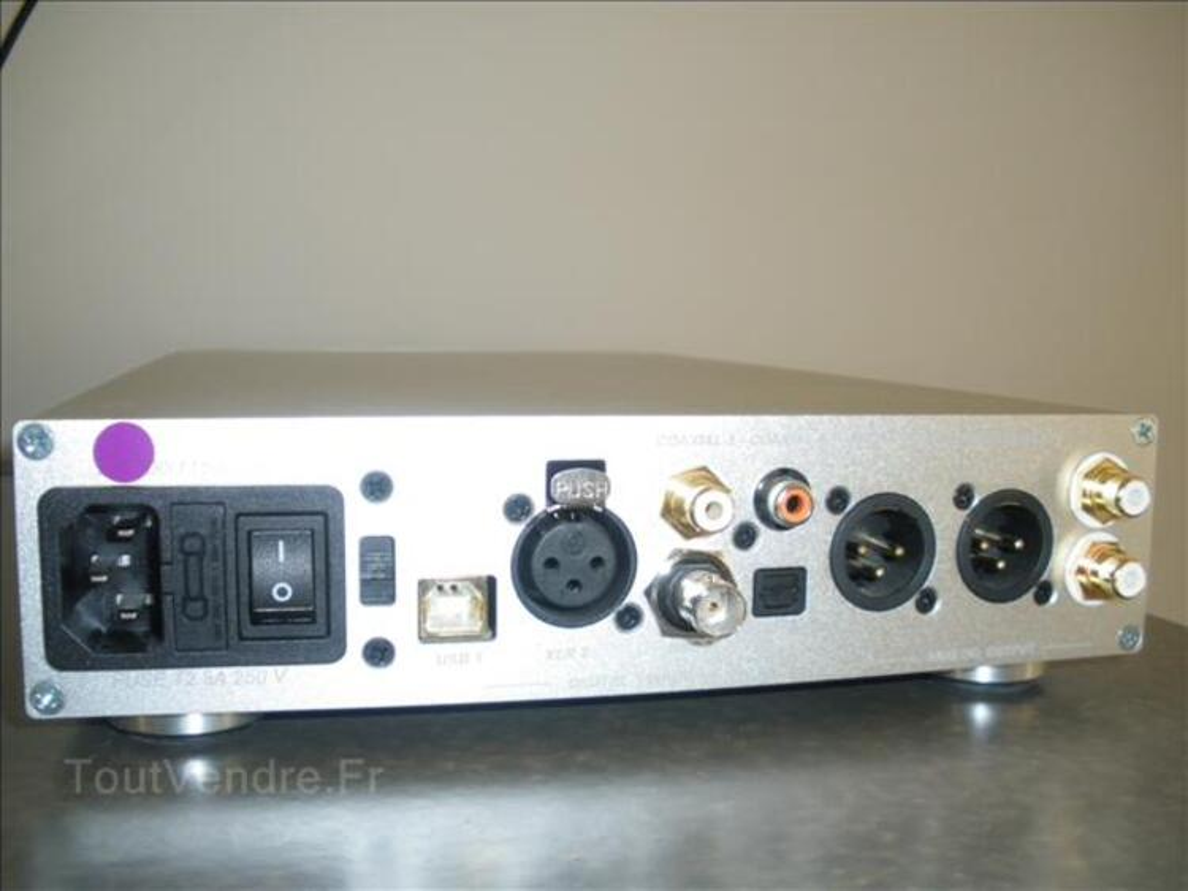 Convertisseur hifi nuforce dac 9 (usb ordinateur) 99934761