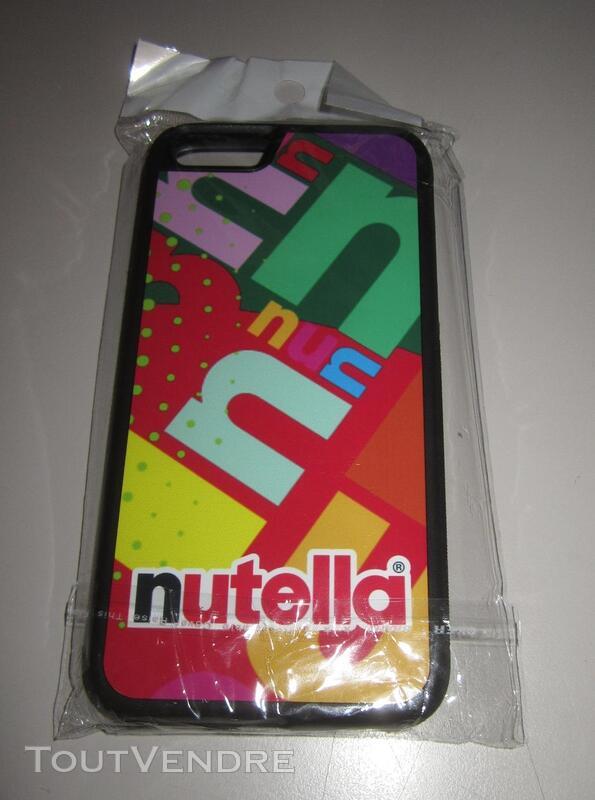 Coque NUTELLA pour IPHONE 6 ou 6 S 291515294