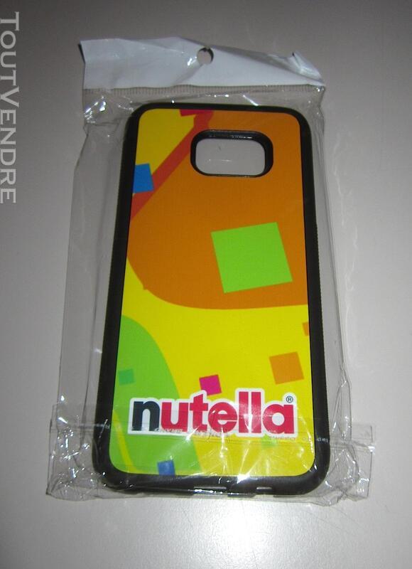 Coque NUTELLA pour SAMSUNG S 7 EDGE 291514799