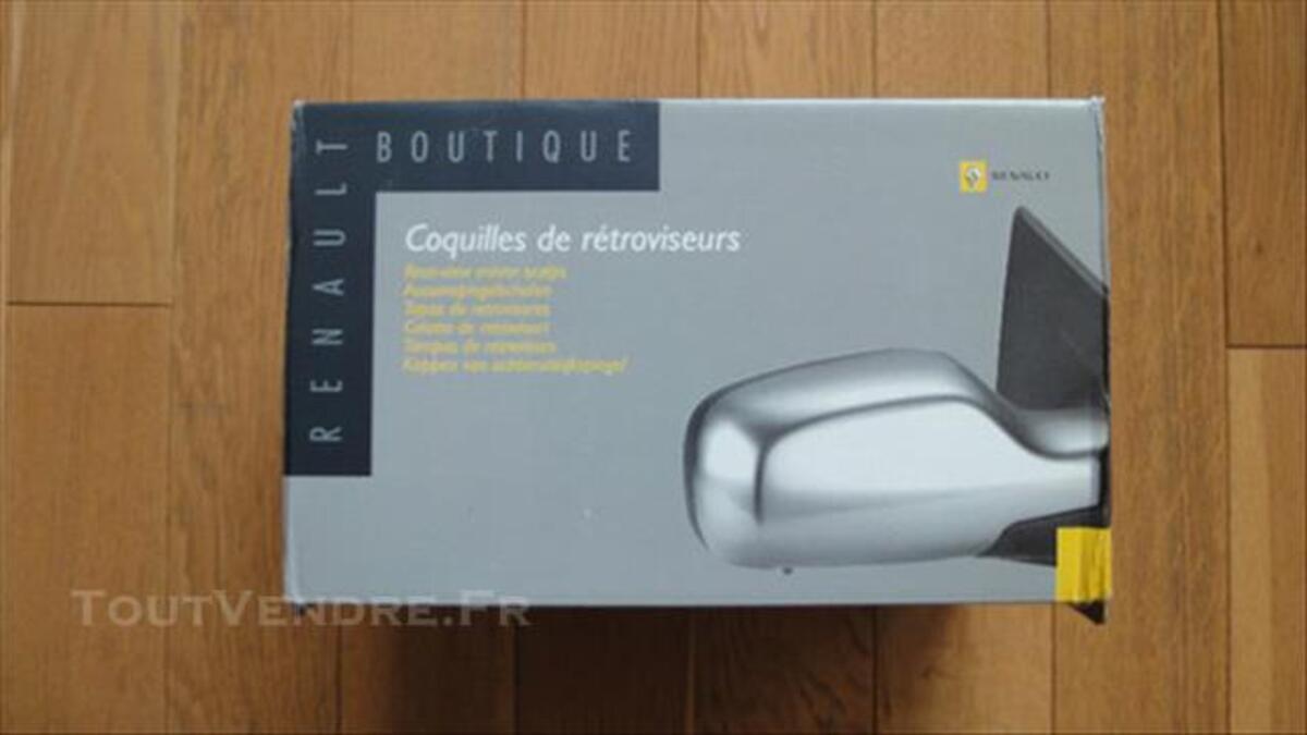 Coques de rétroviseur MEGANE 3 Berline - Coupé 82324939