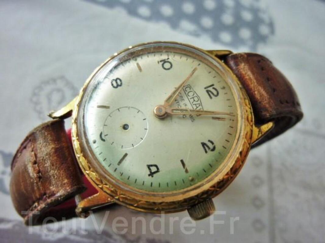 CORAL montre mécanique des sixties DEF0016 97070595