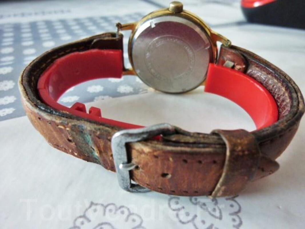CORAL montre mécanique des sixties DEF0016 97070597