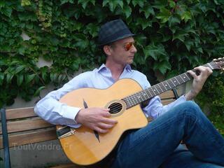 Cours de guitare à domicile sur Saint Fargeau Ponthierry