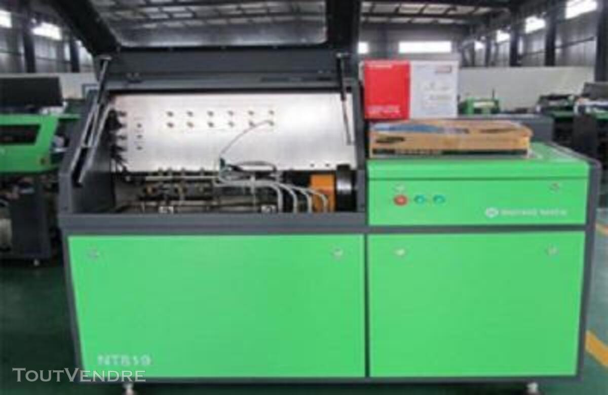 CR-NT815 Banc d'essai diesel common rail 162882848