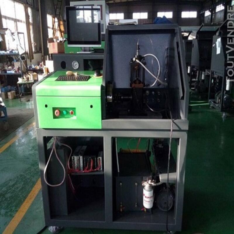 CR-NT900 Banc d'essai diesel pour EUI/EUP injecteur pompe 129837854
