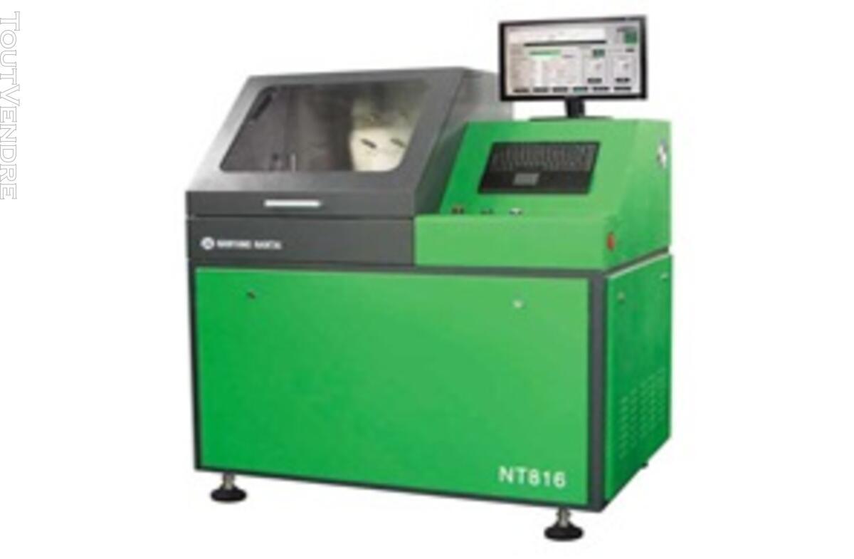 CRI-NT816C Banc d'essai diesel pour injecteur common rail 126669436