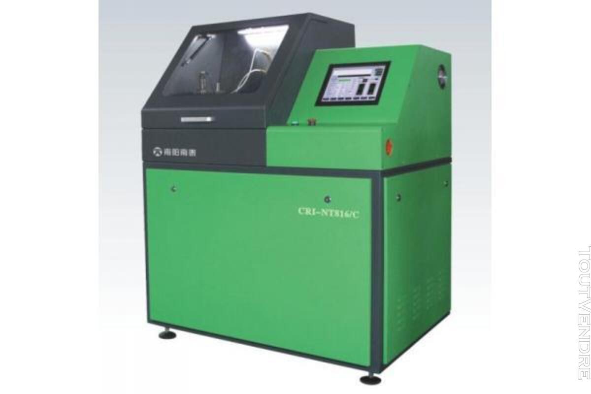 CRI-NT816C Banc d'essai diesel pour injecteur common rail 162883583