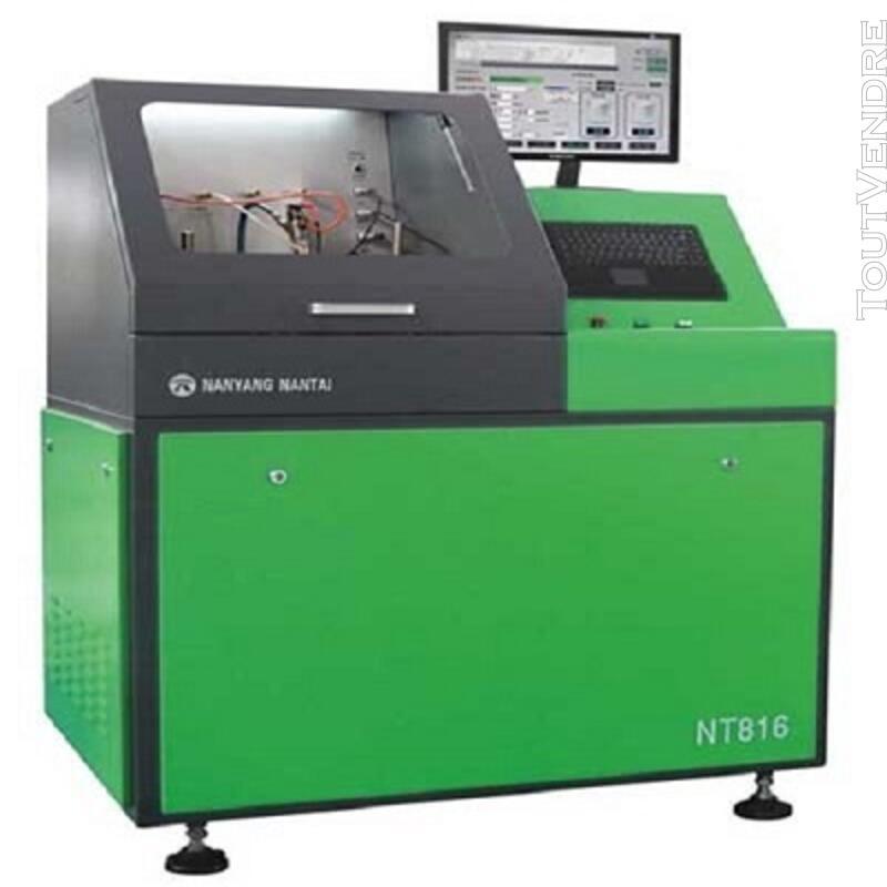 CRI-NT816D banc d'essai pour injecteur common rail 129834581