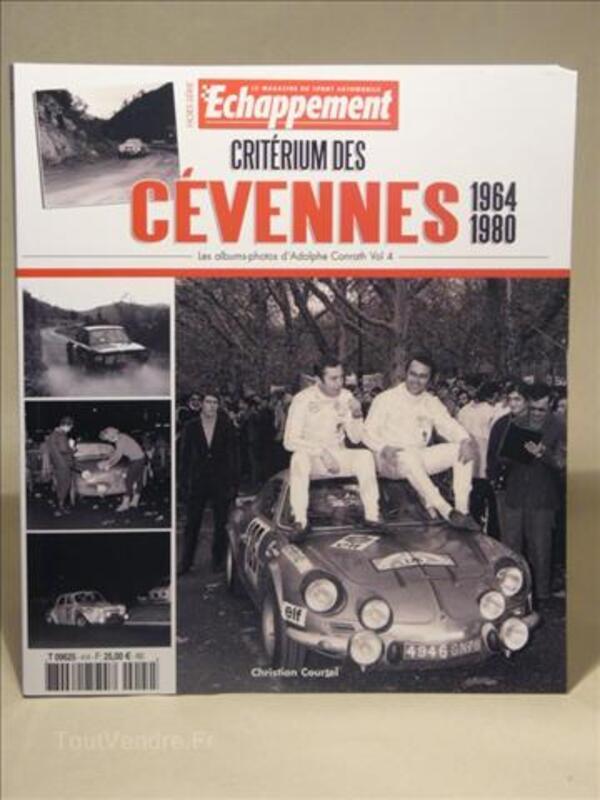 """""""Critérium des Cévennes 1964 - 1980"""" 28270477"""