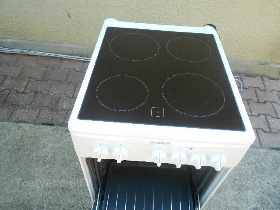 Cuisinière Brandt KV550WE2 91263990