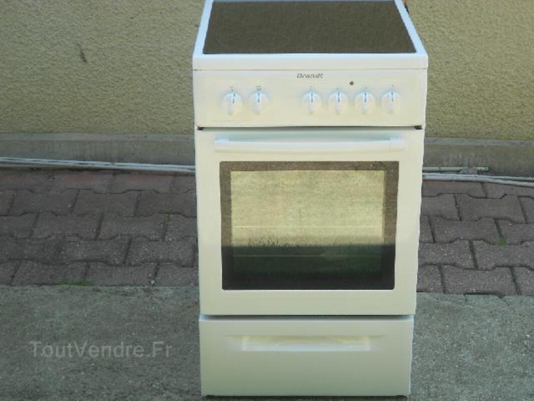 Cuisinière Brandt KV550WE2 91263991