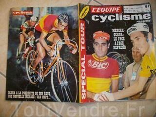 Cyclisme Spécial L'équipe Miroir Sports Merckx-Ocana