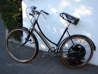 Cyclomoteur  cyclemaster