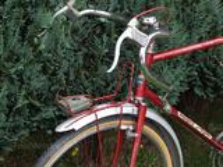 Cyclotouriste  hirondelle  saint-etienne  complet  tbe