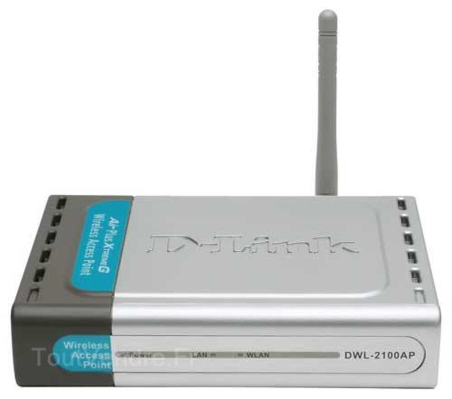 D-LINK DWL-2100AP - Point d'accès en 108Mbps 20118654
