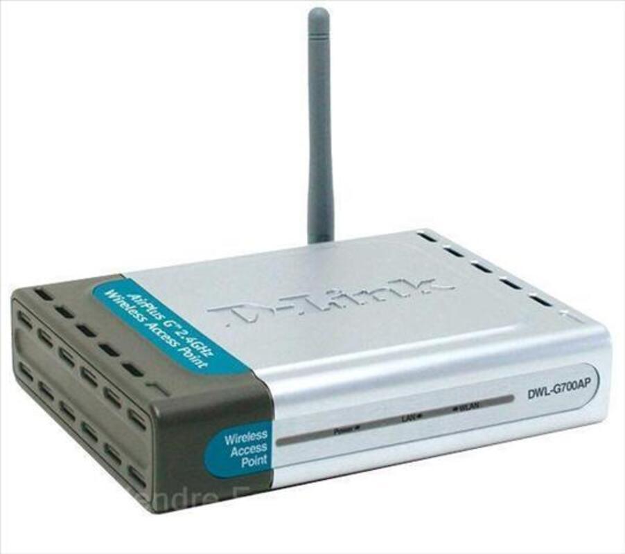 D-LINK DWL-G700AP - Point d'accès en 54Mbps 20118518