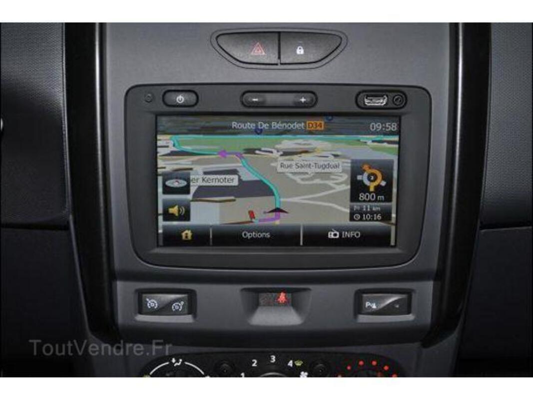 DACIA DUSTER 110 CV-4X4- CUIR PRESTIGE GPS 92671050