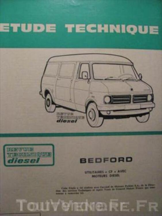 DAF FORD DODGE RTD doc technique camion 44947975