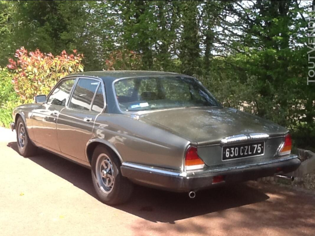 Daimler XJ 4,2L boîte auto ess 136011239