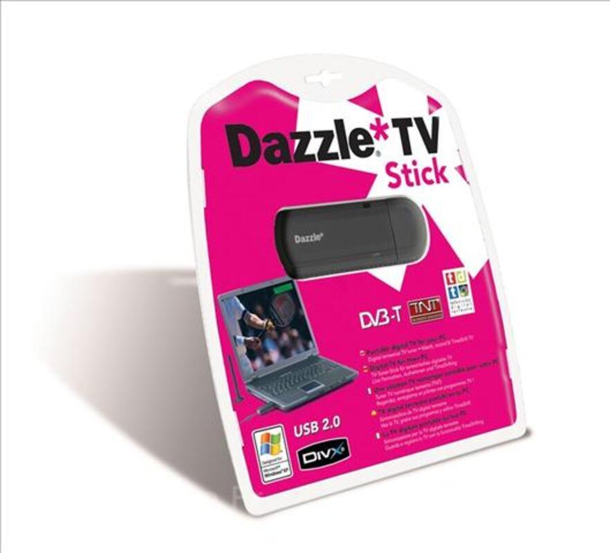 Dazzle TV Stick - Clé TNT USB 2.0 Enregistreur Vidéo TV 35669940