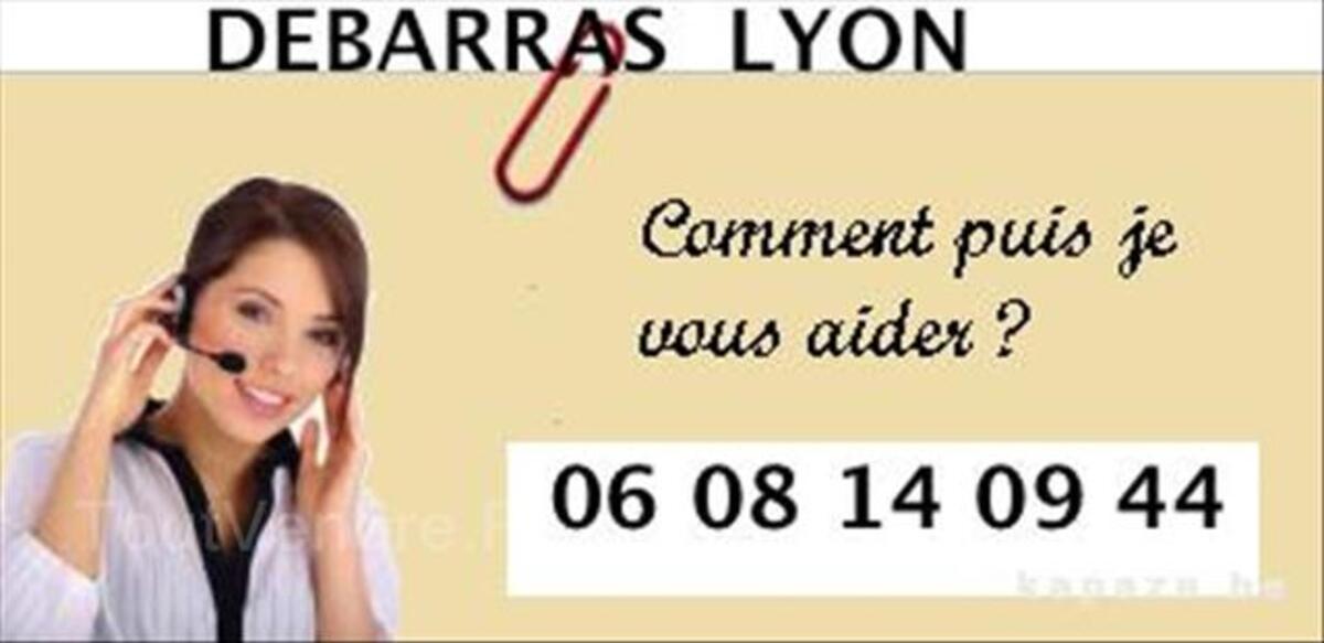 DEBARRAS GRATUIT APPARTEMENT LYON 0608140944 94760620