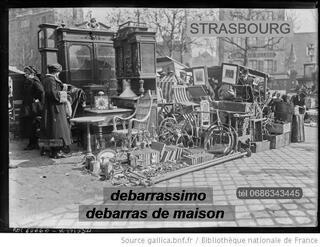DEBARRASSIMO strasbourg