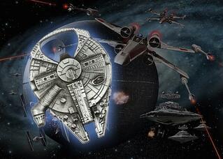 Décapsuleur Collector Star Wars Faucon Millenium Décapsuleur