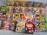 Deck dragon ball jcc au choix