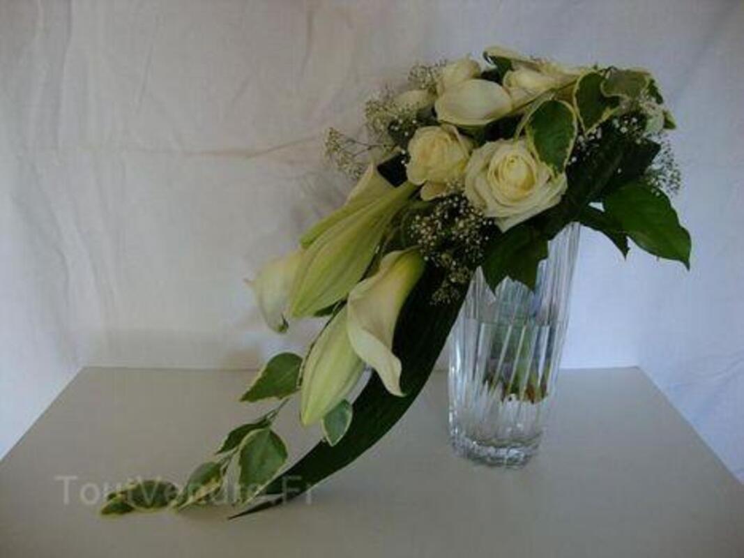 Décoration florale mariage 9942880