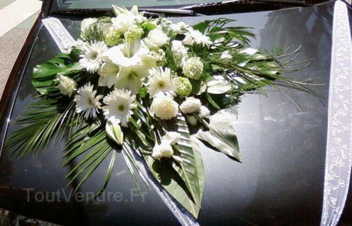 Décoration florale mariage 9942992