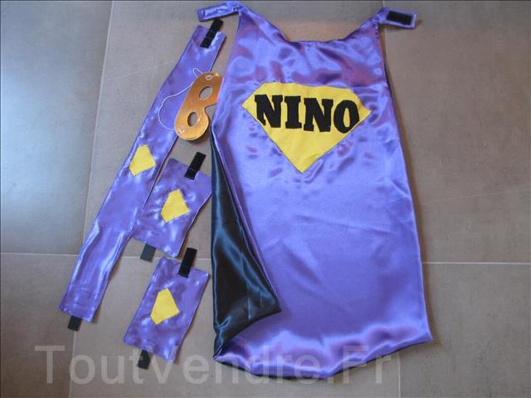 Déguisement costume Super Héros personnalisable 97209093