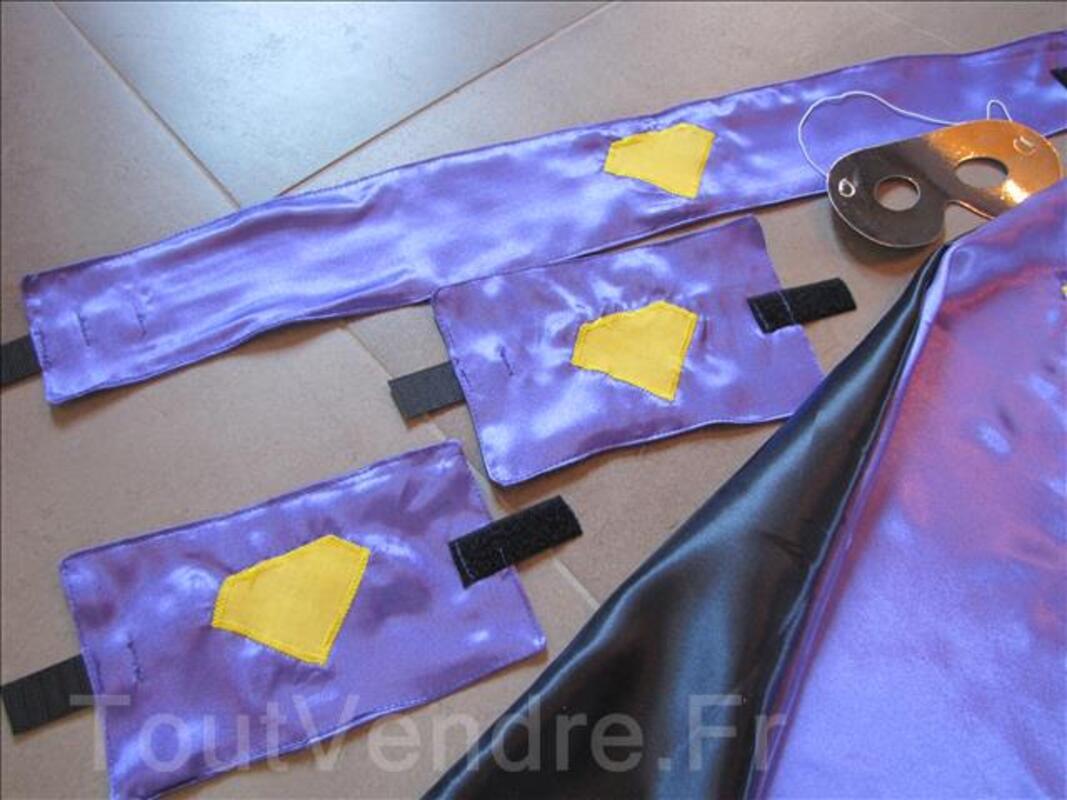 Déguisement costume Super Héros personnalisable 97209094