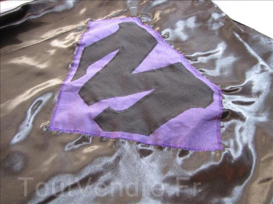 Déguisement Super Héros personnalisable violet 95316089