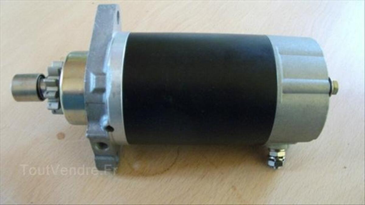 Demarreur HITACHI pour moteurs Hors Bord YAMAHA 68010592
